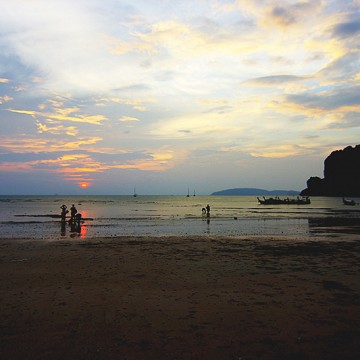 Railay Atmosphere